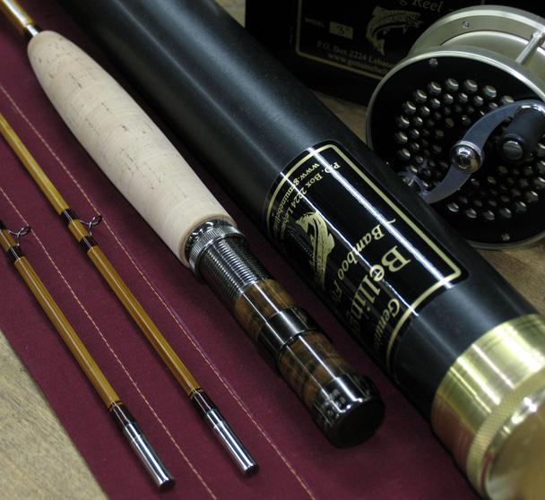 Genuine Bellinger Bamboo Fly Rods Bellinger Classic